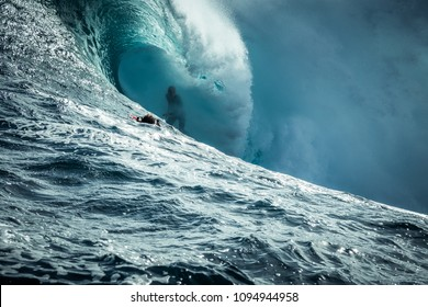 Big Wave Surfing Images Stock Photos Vectors Shutterstock