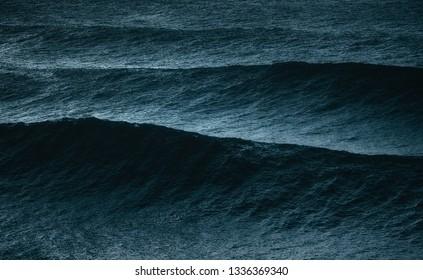 big waves on the ocean