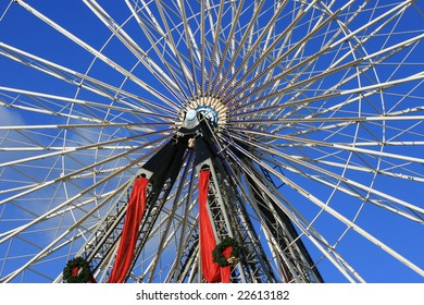 Big wheel in France