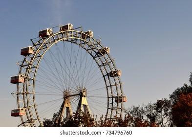 big wheel in Vienna