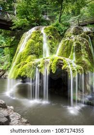 Bigar Waterfall, Caras-Severin, Romania