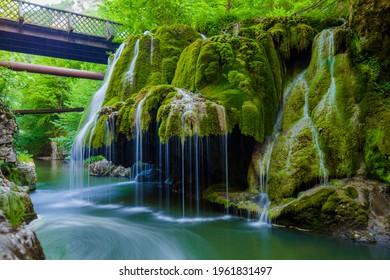 Bigar waterfall, Cheile Nerei National Park Romania