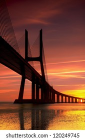 The biggest bridge in Portugal connect Lisbon with the south
