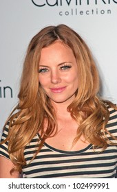 Bijou Phillips at the Calvin Klein Collection Party to Celebrate LA Arts Month, Calvin Klein Store, Los Angeles, CA. 01-28-10