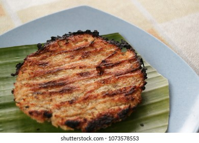 Bika is traditional food on padang sumatra