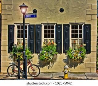 Bike and Cobblestone