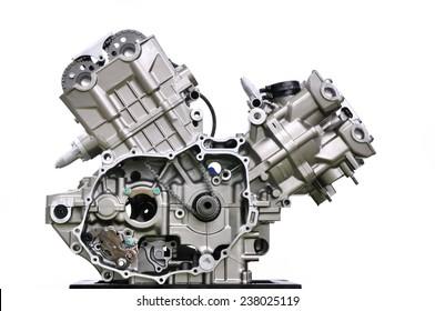 Bike engine in development