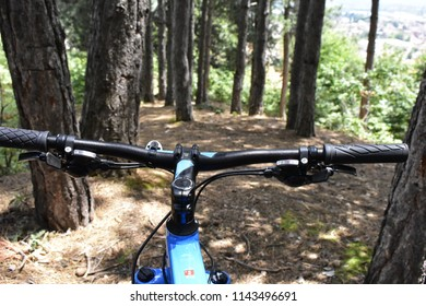 Bike in the nature