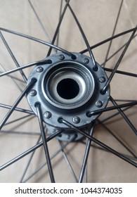 The bike parts