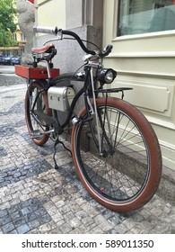 Bike in Prague, Czech Republic