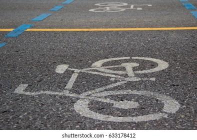 Bike symbols
