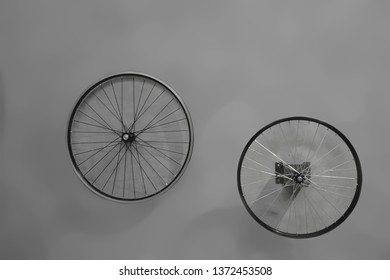 Bike wheels - concepts and individual team effort to success