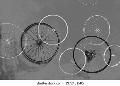 Bike wheels - concepts and joint team effort, team player