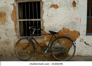 Bike in Zanzibar