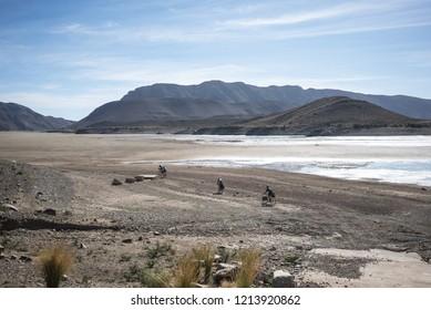 Bikepacking in South Africa (Karoo desert)
