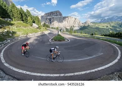 Biker wiederum