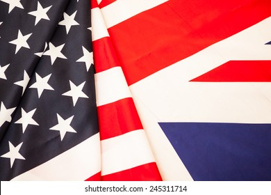 Bilateral relations of the United States and Great Britain. Two of the flag States to develop
