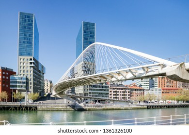 Bilbao city architectural and touristic places must see highlights