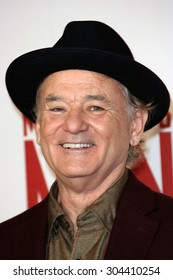 Bill Murray attends the UK Premiere of 'The Monuments Men' at Odeon Leicester Square on February 11, 2014 in London, England.