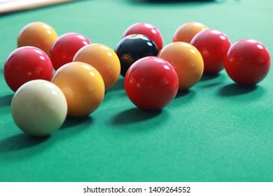 billard pool snooker game ball