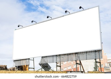 billboard with copy space