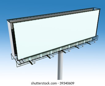 Billboard is a huge space