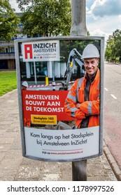 Billboard Inzicht Amstelveen At Amstelveen The Netherlands 2018