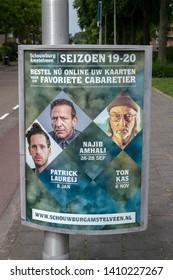 Billboard Schouwburg Amstelveen The Netherlands 2019