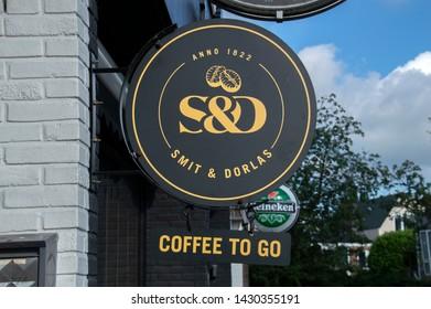 Billboard Smit & Dorlas At Amstelveen The Netherlands 2019