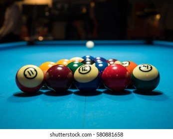 Billiard is a game of mind and hand coordination