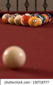 Billiard (pool) Balls