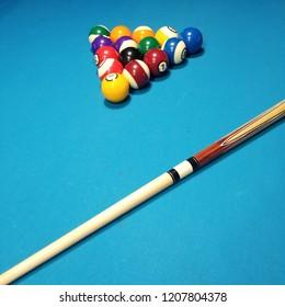 Billiards night 8ball
