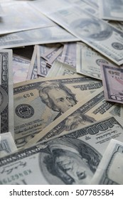 Billie dollar. money background