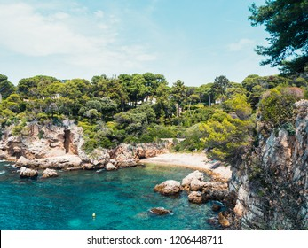 Billionaire's Bay at Cap d'Antibes in Southern France