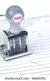 bills paid