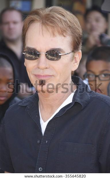 Billy Bob Thornton Los Angeles Premiere Stock Photo Edit