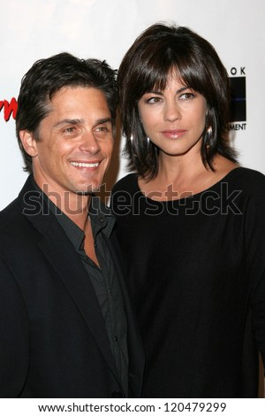 """Billy Warlock and Julie Pinson at the DVD Release of """"Baywatch"""" Seasons One and Two. Casa Del Mar, Santa Monica, CA. 10-30-06"""