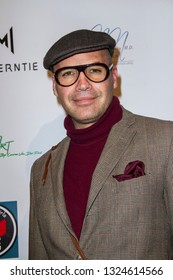 Billy Zane arrives at The Rafi 2019 Pre-Oscars Gifting Lounge at the Waldorf Astoria Hotel, Beverly Hills, CA on Feb. 22, 2019.