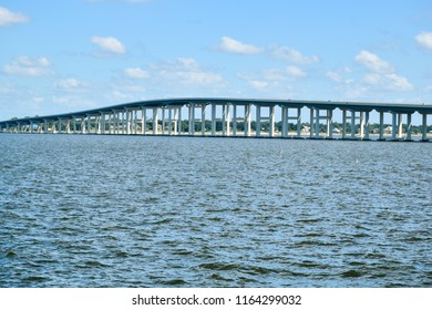 Biloxi Bay Bridge from Ocean Springs to Biloxi, Mississippi
