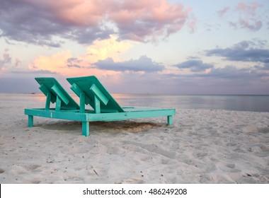 Biloxi Beach, Mississippi