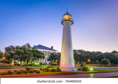 Biloxi, Mississippi, USA Light House.