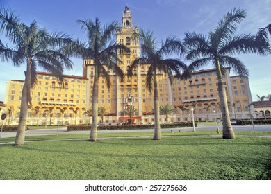 The Biltmore Hotel at Coral Gables, Miami, Florida