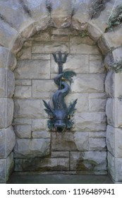 Biltmore Poseidon Fountain