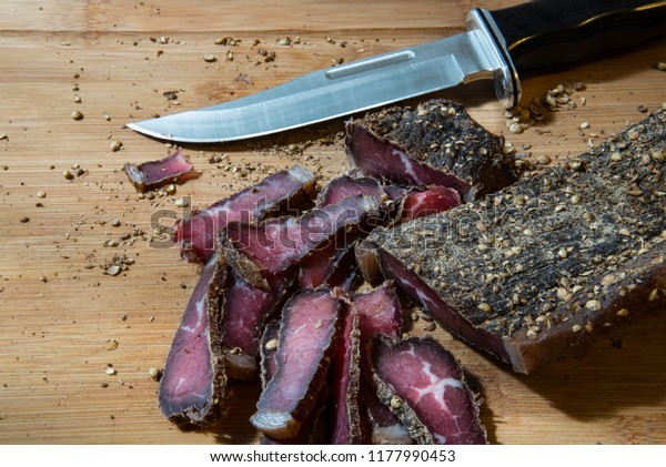 Biltong - South African Jerky