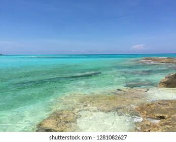 Bimini Beach, Bahamas