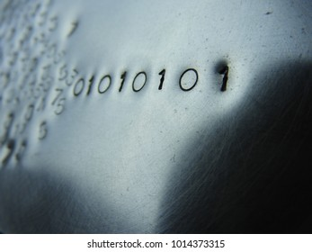 Binary code: numerical clarity from chaos