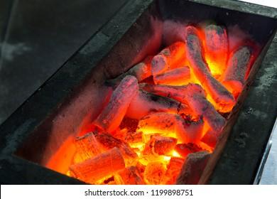 Bincho charcoal, Japanese-made