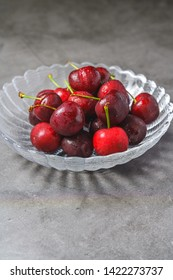 Bing cherries, Fresh sweet cherries