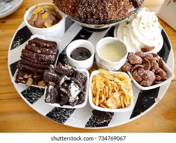 Bing su volcano Chocolate Lava