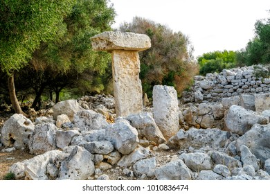 Binissafullet is a Talayotic village in Menorca, Spain. Approximately the tenth century BC